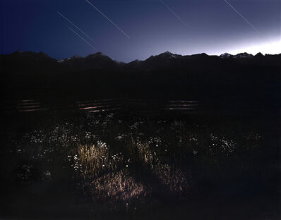 Laura McPhee, 'Summer Night, Fourth of July Creek Ranch, Custer County, Idaho 1/5'