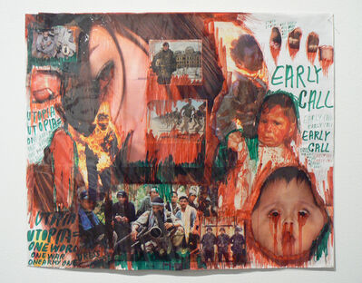 Thomas Hirschhorn, 'Early Call', 2003