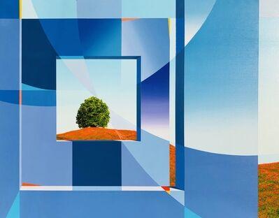 Steve Perrault, 'Blue Sky Thinking', 2018