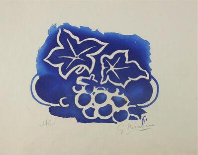 Georges Braque, 'Feuille et raisin ', 1958