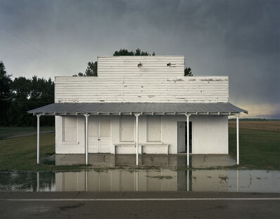 Andrew Moore, 'Dubbs Office, Tunica, MS'