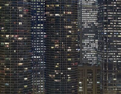 Michael Wolf (b. 1954), 'Transparent City #62', 2007