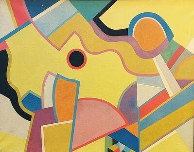 Patrick Burke, 'Veduta #1', 1963