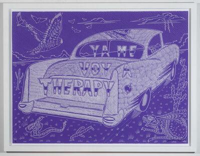Richard Armendariz, 'Ya Me Voy a Therapy', 2015