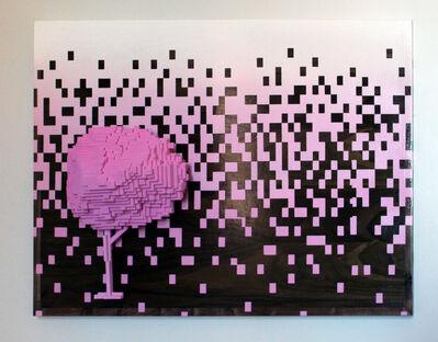 Colleen Toledano, 'Pixalated Pink', 2019