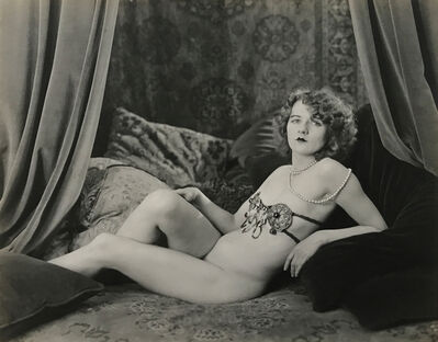 Albert Arthur Allen, 'Untitled Nude (From The Boudoir Series, no. 43)', 1916-1930