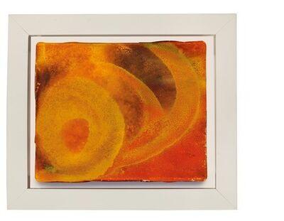 Otto Piene, 'Kreise ziehen'