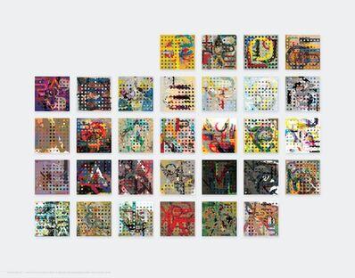 Craig Cleveland, '20130501-31 Dada Face', 2019