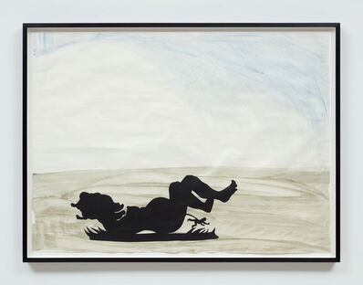 Kara Walker, 'Escape Hatch', 1994