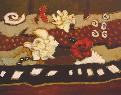 Gloria Cesal, 'Silent Rose', 1999
