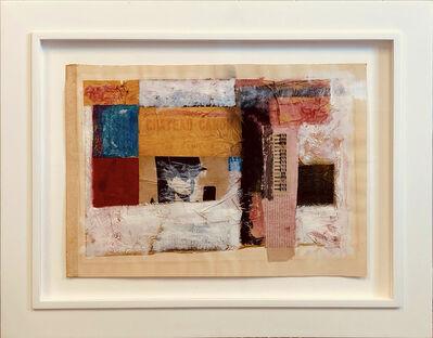 Grace Hartigan, 'Untitled (Collage) ', ca. 1950 -1960