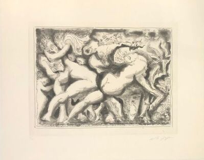 André Masson, 'No title', ca. 1970