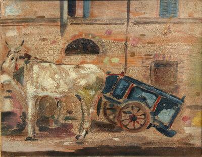 Filippo De Pisis, 'Il calesse', 1923