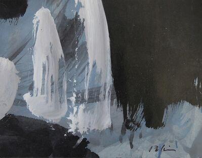 Po Kim, 'Abstract 108', 1961-1962