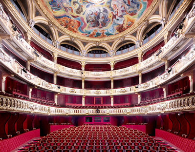 Candida Höfer, 'Théâtre de l'Odéon Paris I 2018', 2018