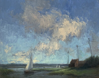 Jane Hunt, 'Summer Sail', 2020