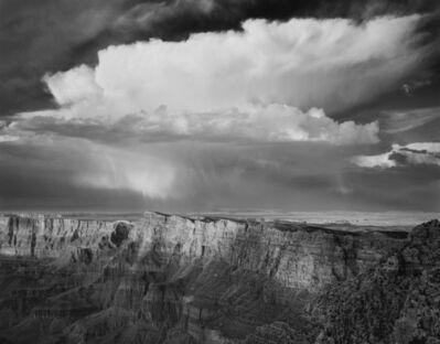 Jack Dykinga, 'Desertview Thunderhead', 1989
