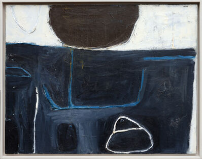 William Scott (1913-1989), 'Painting, 1960', 1960