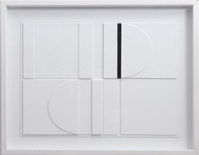 Alan Reynolds, 'Small Structure III', 1975