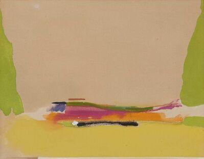 Helen Frankenthaler, 'Untitled', 1974