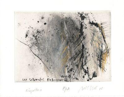 Rolf Iseli, 'Der Schwefel Einbrenner', 2006