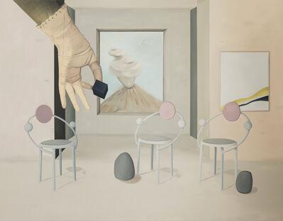 Yesim Akdeniz, 'The Radical Mind, Silent Echo - Come Revolution!', 2015