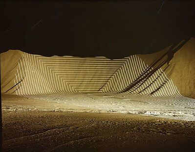 """Jim Sanborn, 'Horse Valley, Utah """"Topographic Projections"""" Ed. 10', N/A"""