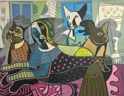 Ademyr Costa, '4 Dogs'
