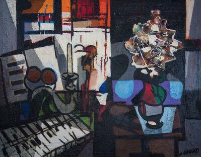 Claude Venard, 'Composition en Ré', ca. 1965