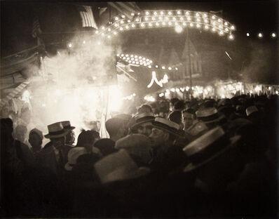 Gordon Coster, 'Street Fair, Little Italy, New York (San Gennaro Festival)'