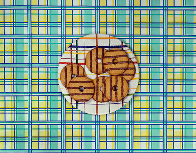 Sandy Skoglund, 'Cookies on a Plate', 1978