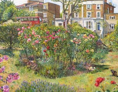 Melissa Scott-Miller, 'Islington summer', 2015