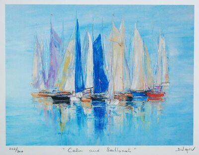 Duaiv, 'Calm and Sailboats'