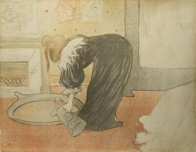 Henri de Toulouse-Lautrec, ' Femme au Tub', 1896