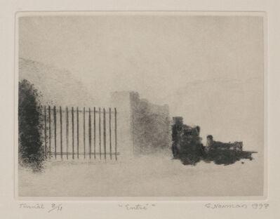 Gunnar Norrman, 'Entre (The Gate)'