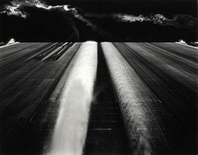 Toshio Shibata, 'Grand Coulee Dam, Douglas County, Washington (#1885)', 1996