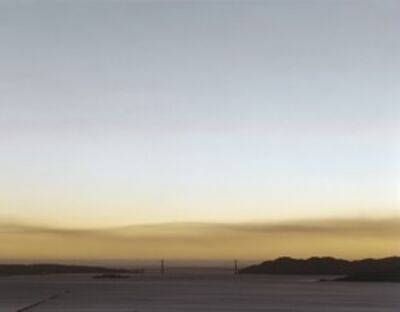 Richard Misrach, '10.21.00 6:49 PM (SMOKE)'