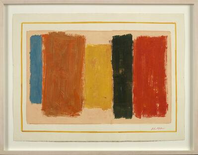 John Opper, 'Untitled 75w', 1971