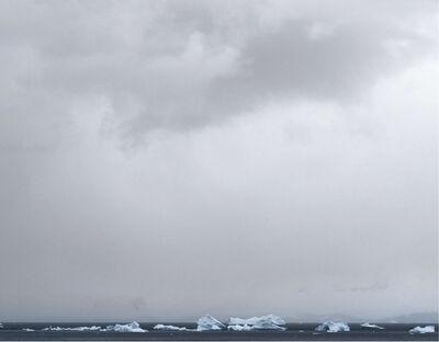 Axel Hütte, 'Gerlache Strait-Antarctica', 2017