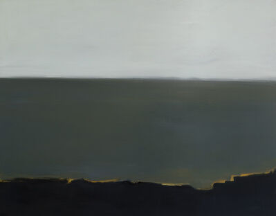 Tom Hammick, 'Calm Green Sea', 1996