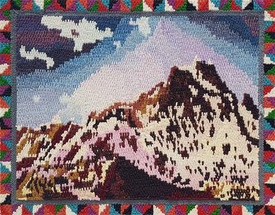Caroline Larsen, 'Braided Mountain', 2013
