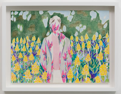 Sarah Ann Weber, 'Looking in a Field', 2019
