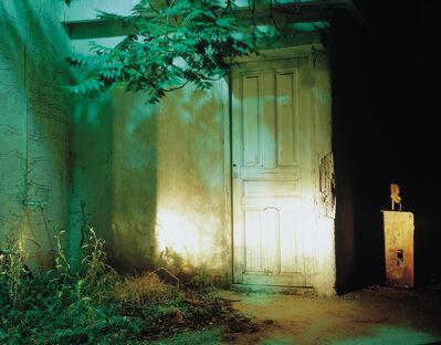 Dimitra Lazaridou, 'Neptune's Needles Sign the Blind Accused', 2000