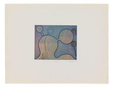 Takesada Matsutani, 'La Propagation-5', 1967