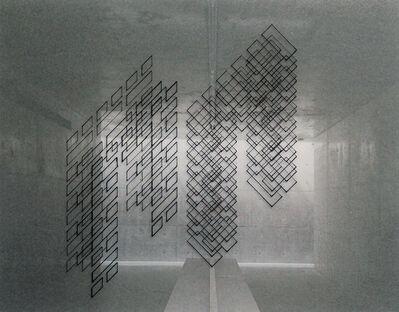 Ronald Moran, 'Diálogo inmaterial en un espacio de Tadao Ando XI', 2016