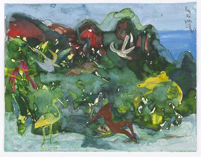 Romare Bearden, 'Caribbean Song', ca. 1980