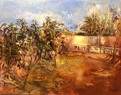 Gloria Muñoz, 'Jardín de Ofelia, Tarongers', 2018
