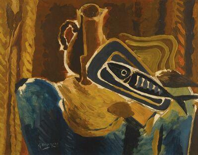 Georges Braque, 'Pichet et poisson ', 1943