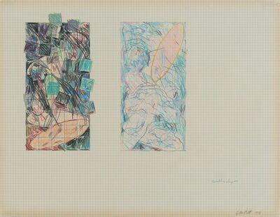 Jennifer Losch Bartlett, 'Small Ellipse', 1978
