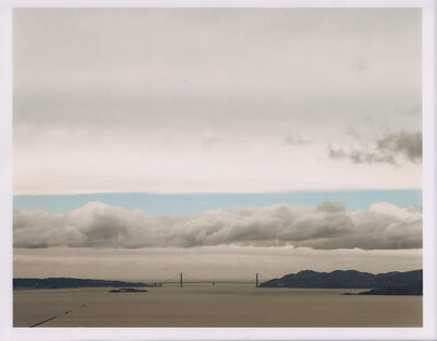 Richard Misrach, 'Golden Gate 3-19-99', 1999